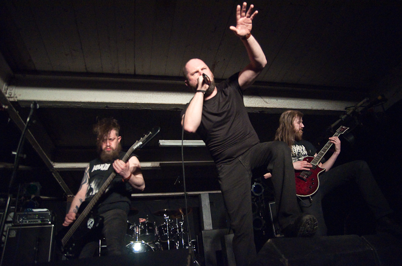 Anaal Nathrakh  @ Temples Festival 05-02-2014