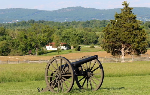 Antietam, Cannon and Roulette