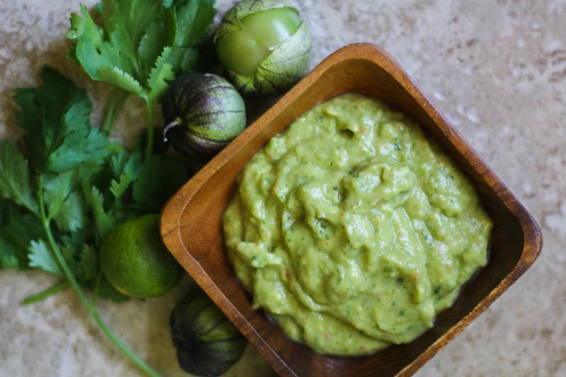Salsa Verde Cremosa #4 (H)