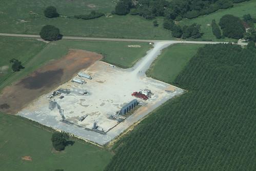gas tuscaloosa ugly flare oil tms frack oilandgas southwings wellpad