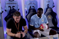 Premier League behind the scenes Yaya Toure 6