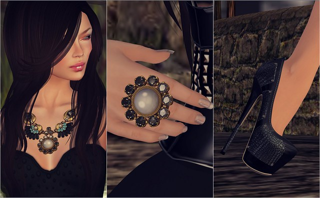 Fashion Therapy LOTD  #  72 Collage