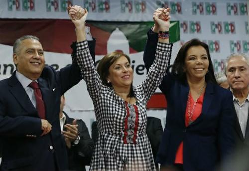 Respalda CNOP candidatura de Beltrones como dirigente del PRI