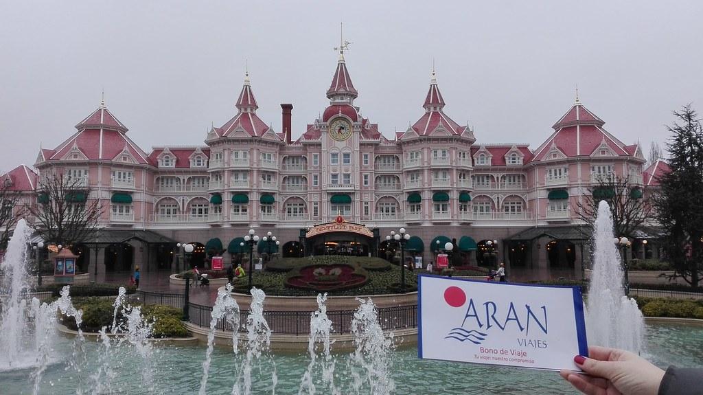 Disneyland París 2017