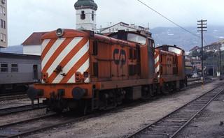 07.11.93 Régua 1405 and 1408