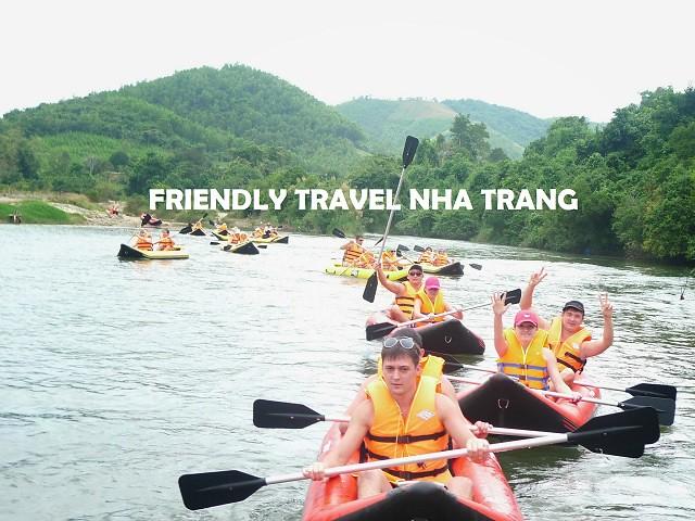 Tour Rafting Nha Trang