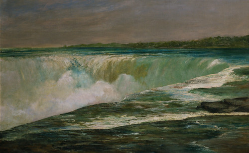 Niagara Falls, William Morris Hunt