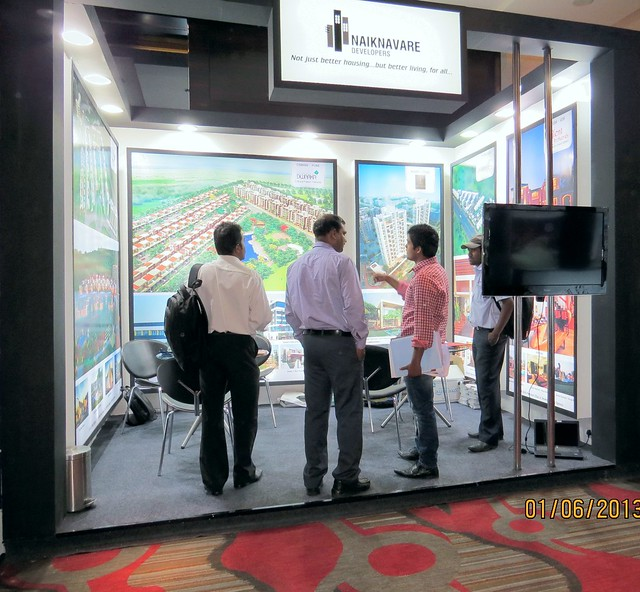 www.naiknavare.com - Visit Times Property Showcase 2013, 1st &2nd June 2013, JW Marriott, S B Road, Pune