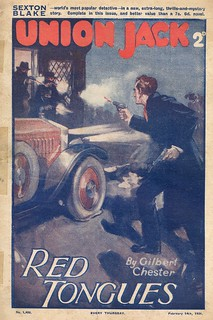 Union Jack 1426 [February 14th, 1931]