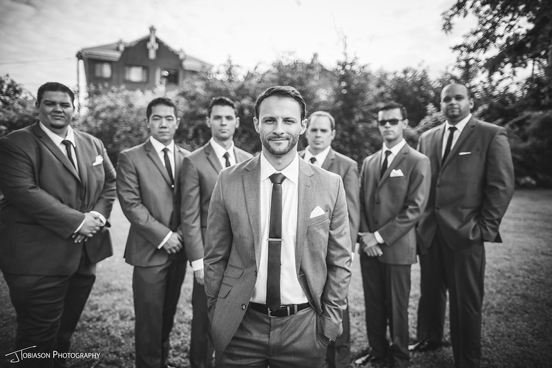 groomsmen woodland park seattle