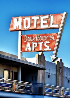 Motel/Downtown Apts
