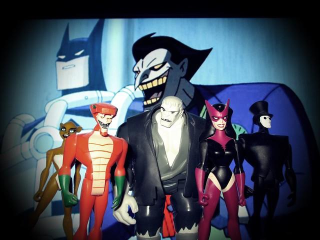 Justice League Unlimited Figures - Solomon Grundy ...