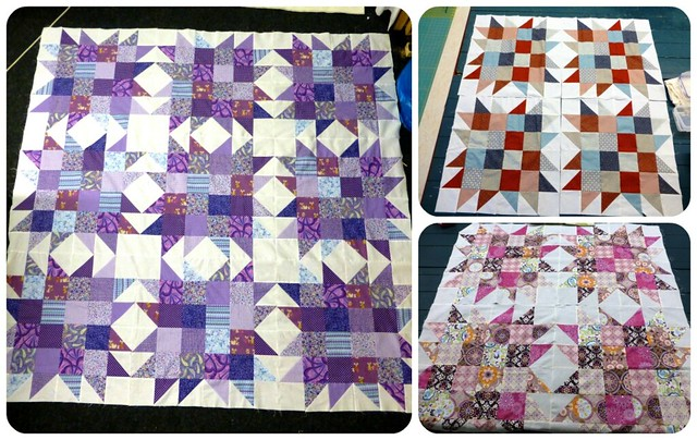 Baby & Mama Bear Paw Quilt class June13