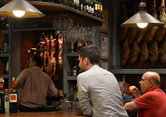 Bar Dos de Mayo Sevilla