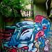 LOOK - THE WEIRD by alias URBAN ARTefakte