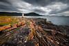 Rhue Lighthouse II by Philipp Klinger Photography