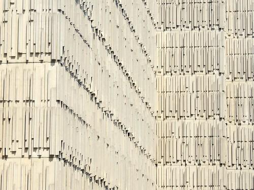 1969 Minimalist Wall