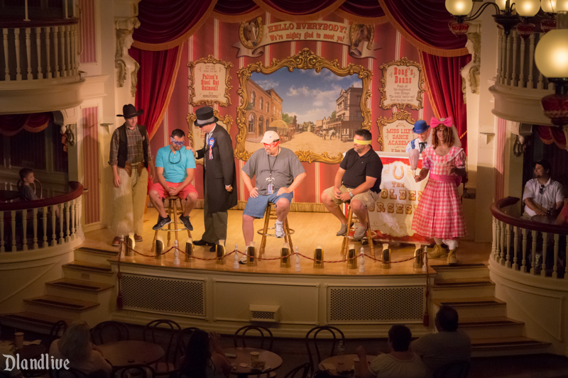 Golden Horseshoe / The Laughing Stock Co