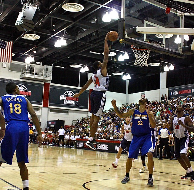 Glen Rice, Jr. - 2013 NBA Summer League