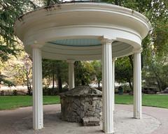 Fancy Water Fountain in Alum Rock Park