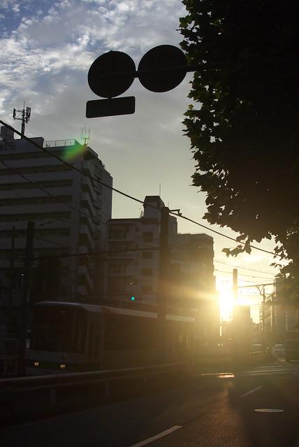 Tokyo Train Story 都電荒川線 2013年7月29日