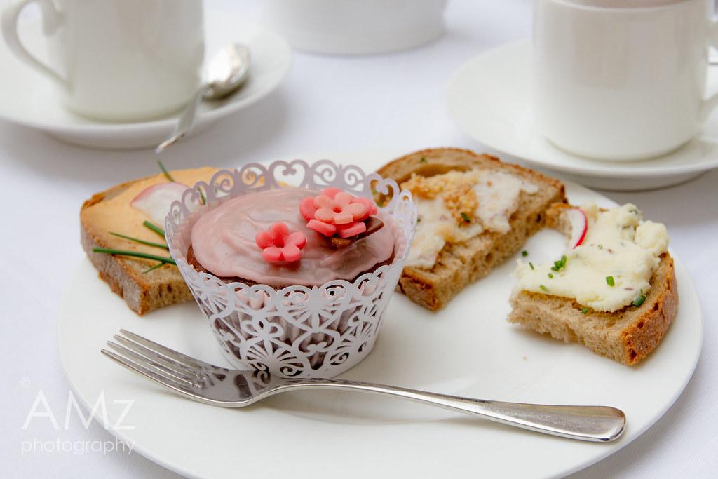 Cupcake with Schmolzgiga