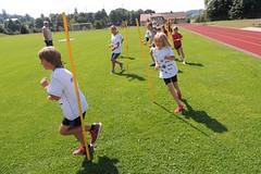 Dětský kemp v Trutnově spojil běžce, sjezdaře i biatlonisty. Jako ve Skandinávii