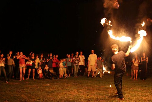 See Pictures from Night of Fire !