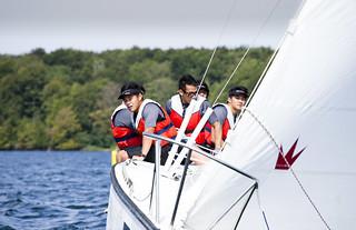 Singapore Team, Skipper Maximilian Soh