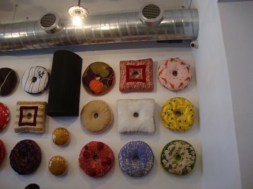 doughnuts at Doughnut Plant