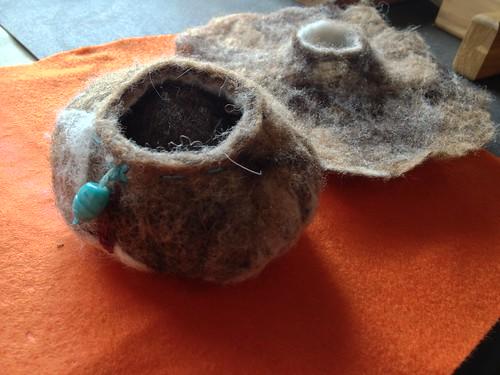 Wool Vessels