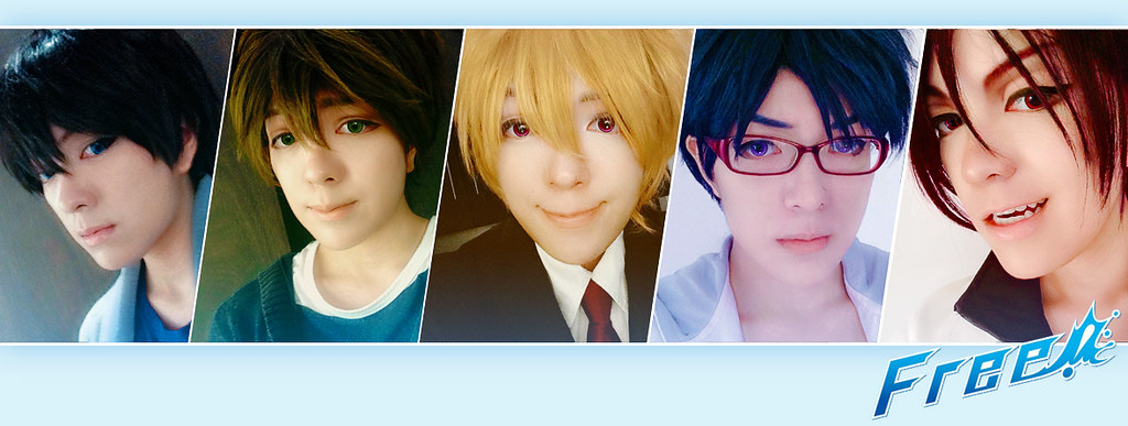 How I Cosplayed The Cast Of Free Sort Of Tutorial By Behindinfinity