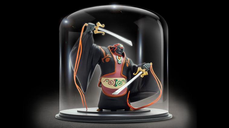 Us Legend Of Zelda Wind Waker Le W Ganon Figurine 54 99 At