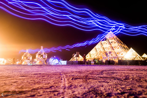 The Temple of Whollyness, Burning Man 2013