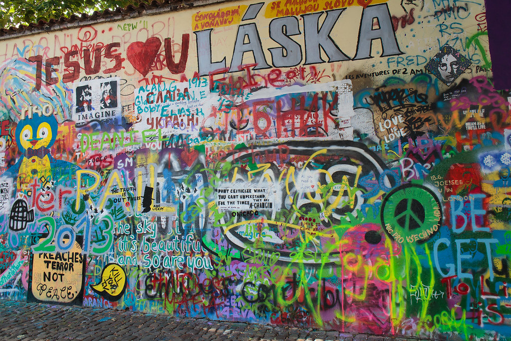הקיר של גון לנון