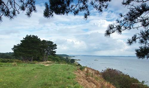 Coastline towards Sølager