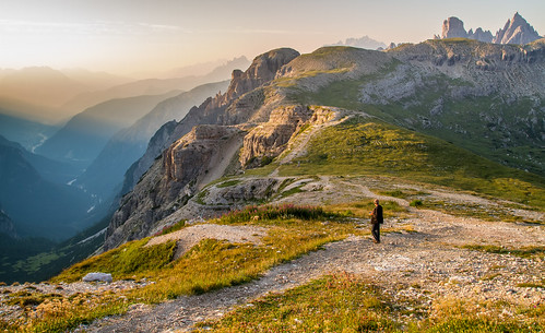 morning italy sunrise tre dolomites cime veneto misurina naturemisurinavenetoitaly
