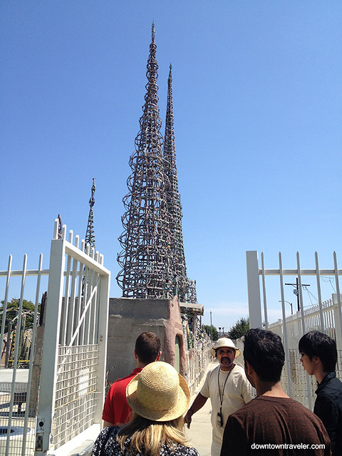 Los Angeles Watts Towers 20