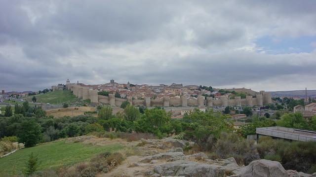 Muralhas de Ávila, Espanha