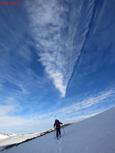 Mon, 2013-07-29 14:48 - Chile, Andes. skier Mike Traslin. photo Andy Traslin