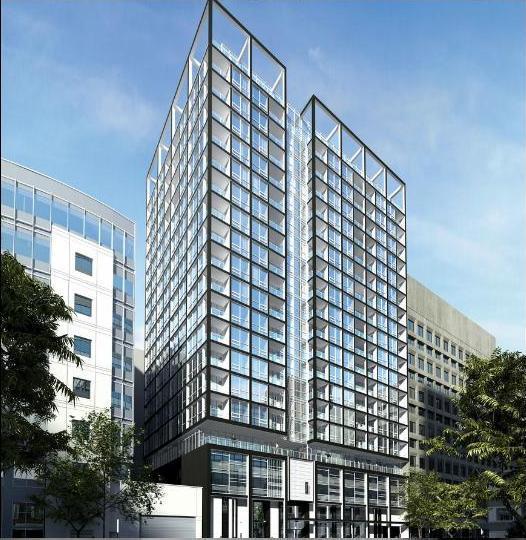 Tysons Corner Apartments: Capital One HQ