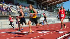 modern pentathlon(0.0), obstacle race(0.0), 100 metres hurdles(0.0), 4 㗠100 metres relay(0.0), racewalking(0.0), duathlon(0.0), sprint(1.0), athletics(1.0), track and field athletics(1.0), endurance sports(1.0), 110 metres hurdles(1.0), championship(1.0), sports(1.0), running(1.0), 800 metres(1.0), heptathlon(1.0), athlete(1.0),