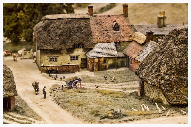 Pendon-33 | Pendon Museum Of Miniature Landscape | By Flicktone | Flickr - Photo Sharing!
