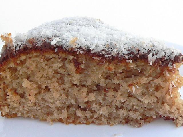 Torta Cocco e Nutella Bimby