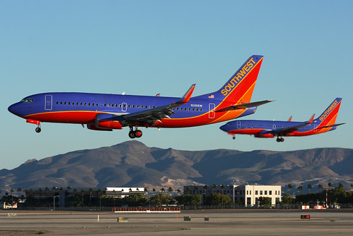 N391SW Southwest Airlines 737-3H4...