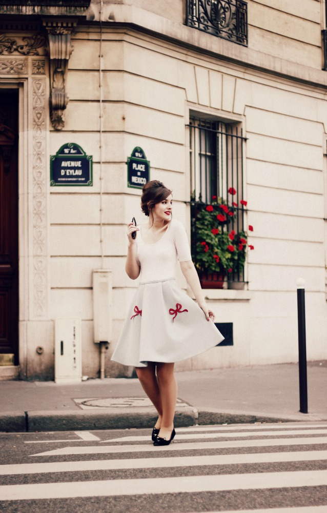 Vivetta Outfit Post in Paris