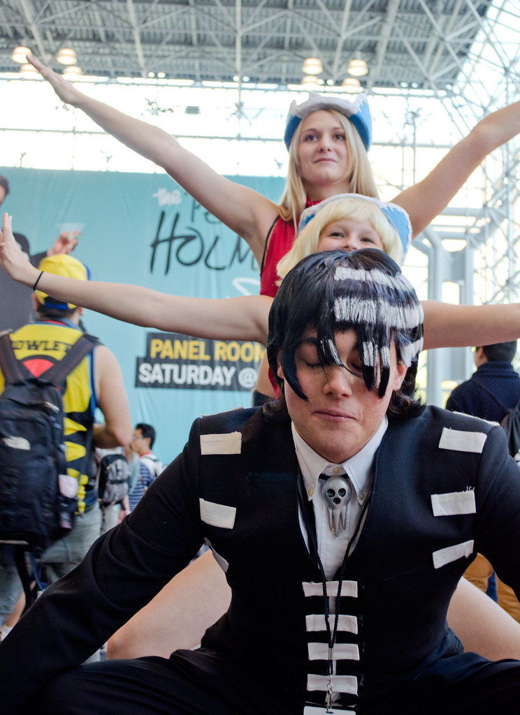 NYCC Soul Eater Cosplay