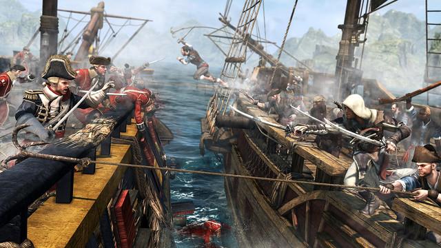 Assassin's Creed IV Black Flag - Screenshot 2