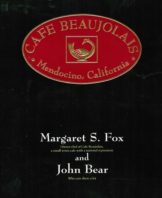 Cafe Beaujolais on Amazon.com