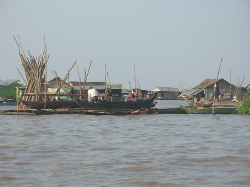 Siem Reap-Battambang - bateau (5)
